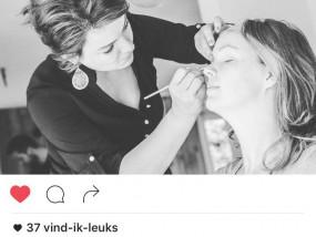 Make-up door Marifique