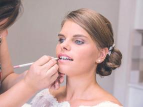 Make-up bride bridal wedding Marifique