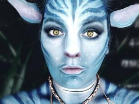 makeup grime avatar grimemakeup marifique special effect