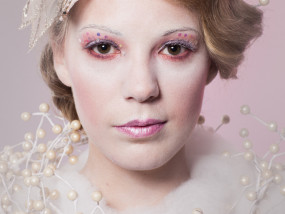 makeup ijsprinses marifique