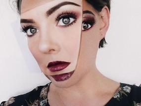 makeup grime special effect Studio Marifique