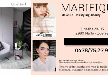 mineral makeup bellapierre chemo ziekte mooi