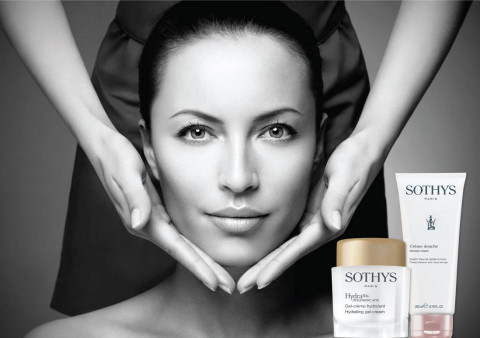 sothys gelaatsverzorging huid makeup marifique